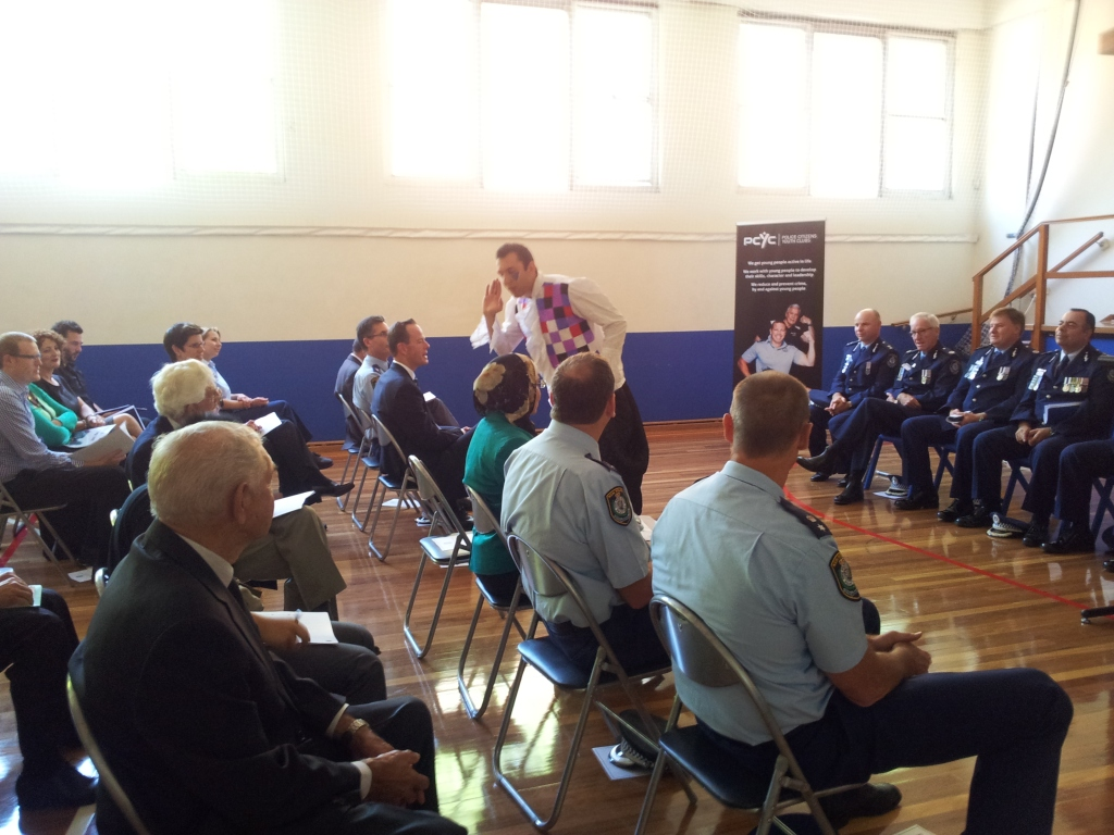 NSW Police Youth Strategy Launch